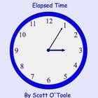 Elapsed Time Smartboard Math Lesson