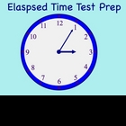Elapsed Time Smartboard Test Prep Math Lesson