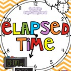 Elapsed Time Unit (Games/Task Cards and Assessments)