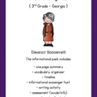 Eleanor Roosevelt Activity Pack
