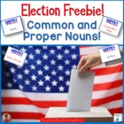 Elect Common and Proper Nouns Freebie