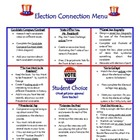 Election Connection Enrichment Menu Packet