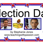 Election Day Fun 2012 SMART Notebook Lesson