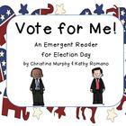 Election Day Printable Reader