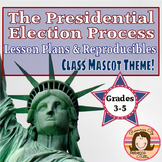 Election Lesson Plans, Reproducibles for Elementary-Class