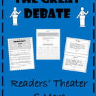 Election Readers' Theater Script - The Great Debate