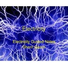 Electricity Power Point Teacher Notes
