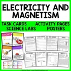 Electricity and Magnetism - Unit Activities