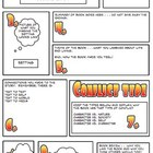 Electronic File (Mac Only) Book Report Review for Comic Life