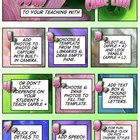 Electronic File (Mac Only) Teacher&#039;s Guide for Comic Life