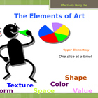 Elementary Art Teaching Categorizing Art inc. Marzano's Domains
