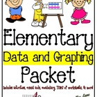 Elementary Charts, Graphs, & Tables Packet (JAM-PACKED!)