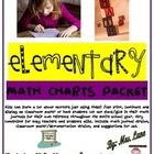 Elementary Math Charts Packet (Free! Free! Free!)