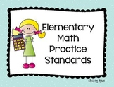 Elementary Math Practice Standards - Common Core