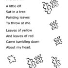 Elementary Poetry Collection