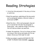 Elementary Reading & Math Strategies
