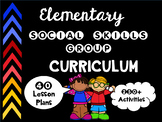 Social Skills Group Curriculum - 37 Lessons, 229 Activitie