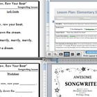 Elementary Songwriting Lesson Pack