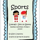 Elementary Sports Literacy Unit