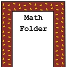 Elementary Work Folders / Daily Folders Covers ~ Pencil Sc