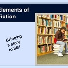 Elements of Fiction PowerPoint presentation
