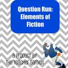Elements of Fiction: Question Run Game