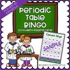 Elements of Periodic Table BINGO Game {FUN}