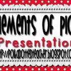 Elements of Plot Presentation