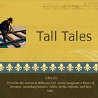 Elements of Tall Tales and Hyperbole