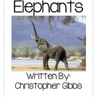 Elephants Nonfiction Text