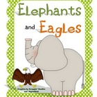 Elephants and Eagles: Letters, Sounds, Words - Ee