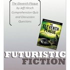 Eleventh Plague, Jeff Hirsch:  Comprehension and Discussio