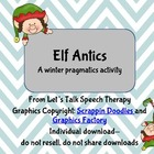 Elf Antics Pragmatics Unit