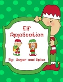 Elf Application and Writing