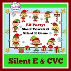 Elf Party: Short Vowels and Silent E Game