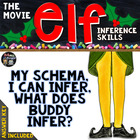 """Elf"" The Movie, Inference Skills Activities, Video Clips,"