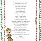 Elf in the Classroom Arrival Letter - No mention of Christ