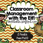 Elf on the Shelf Classroom Management (FREEBIE)