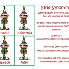 Elfie Synonyms!
