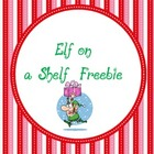 Elfie Writing Freebie for Christmas