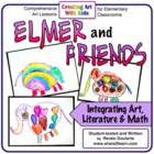 Elmer and Friends - Connecting Art, Literature, and Math
