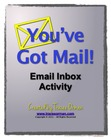 Email Inbox Activity for Character or Historical Figure