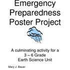 Emergency Preparedness Poster Project