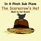 Emergency Substitute Lesson Plans First Grade (The Scarecr