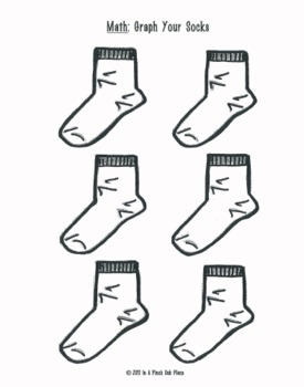 Emergency Substitute Lesson Plans- Kindergarten (Smelly Socks)