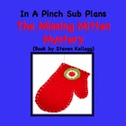 Emergency Substitute Lesson Plans- Kindergarten (The Missi