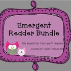 Emergent Reader Pack