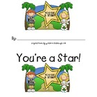 Emergent Reader - You&#039;re A Star - (End of the Year)