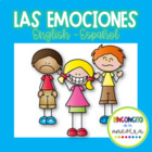 Emotions - Las Emociones (Dual Language)