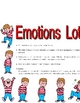 Emotions Lotto
